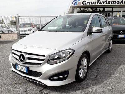 begagnad Mercedes B180 d Automatic Business 73000KM CERTIFICATI MERCEDES