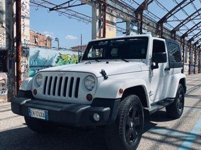 usata Jeep Wrangler JK Sahara