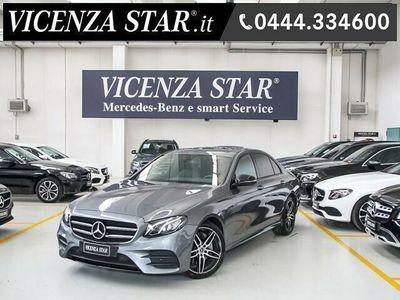 usata Mercedes E200 Autom PREMIUM AMG NEW MODEL