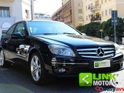 brugt Mercedes CLC220 ClasseCDI Chrome, Uniproprietario, Manutenzione curata