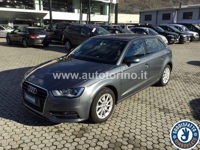 käytetty Audi A3 Sportback A3 2.0 tdi Ambiente