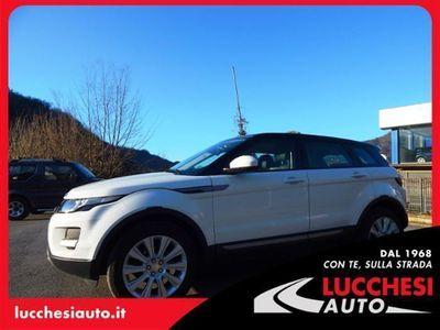 usado Land Rover Range Rover evoque 2.2 TD4 5p Pelle Automatico Xenon