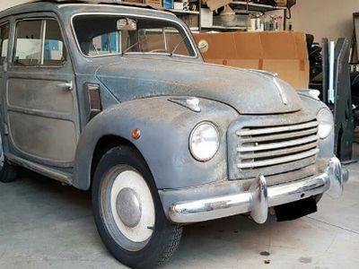 brugt Fiat Belvedere 500 c 1952