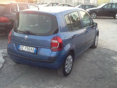 usata Renault Modus 1.2 16v Gpl Expression Usato
