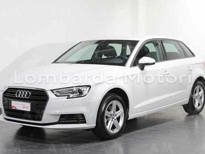 usata Audi A3 Sportback 30 1.6 tdi Business 116cv