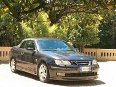 usata Saab 9-3 Cabriolet 2.0 Turbo Aereo