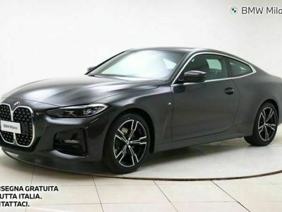 usata BMW 420 d 48V Coupé Msport