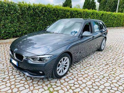 usata BMW 320 320 D sw automatica