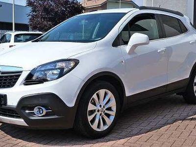 usata Opel Mokka Mokka1.4 Turbo Ecotec 140CV 4x4 Start&Stop Cosmo