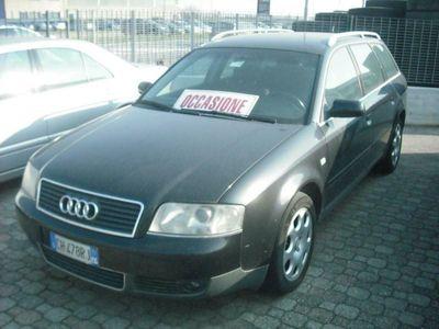 usata Audi A6 2.5 V6 TDI Avant