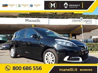 usata Renault Scénic x-mod cross 1.5 dci Energy 110cv X-Mod Limited 1.5