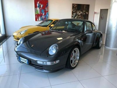 usata Porsche 911 Carrera COUPE'/TETTO/R18/PELLE
