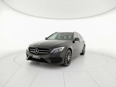 usata Mercedes C250 Classe C SWd S.W. 4Matic Automatic Premium