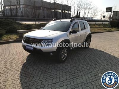 used Dacia Duster DUSTER1.5 dci Laureate 4x2 110cv