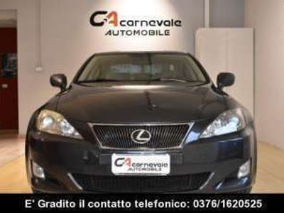 usata Lexus IS220d 2.2 16V XENO NAVI TETTO PELLE TOT SED ELET MEM CAM Diesel