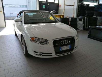 usata Audi A4 Cabriolet 2.0 TDI F.AP.