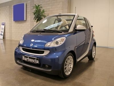usata Smart ForTwo Cabrio forTwo 2ª serie 1000 52 kW passion