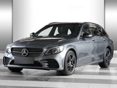 usata Mercedes C300 D T Amg Line 4m Night Hud Pano Distronic+