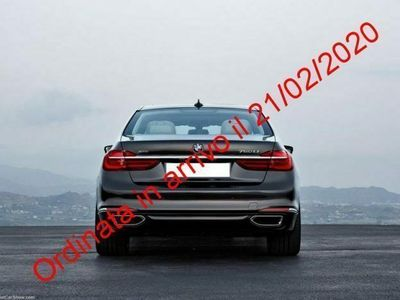 usata BMW 740L d xDrive