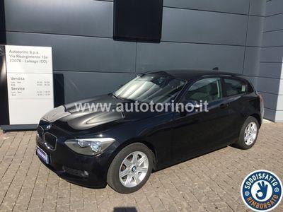 brugt BMW 118 SERIE 1 (3 PORTE) d Urban 3p