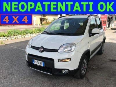 usata Fiat Panda 4x4 1.3 MJT S&S usato
