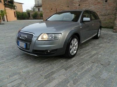 usata Audi A6 Allroad A6 allroad 2ª serie3.0 V6 TDI F.AP. tiptronic