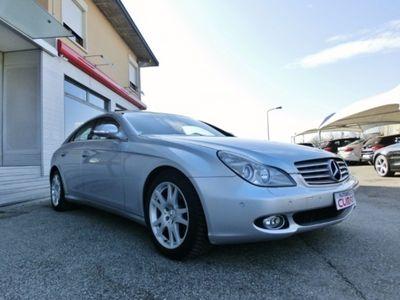 usata Mercedes CLS320 CDI CHROME 7G-Tronic -Tetto+Pelle+Navi-