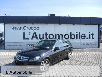 gebraucht Mercedes C220 CDI S.W. BlueEFFICIENCY Avantgarde