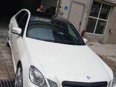 used Mercedes E250 CDI BlueEFFICIENCY Avantgarde AMG