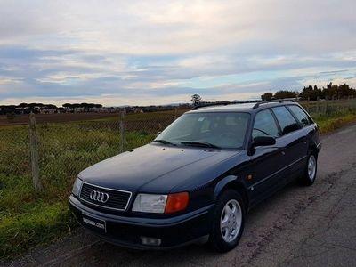 usata Audi 100 2.0 Avant GPL ASI CLIMA PELLE