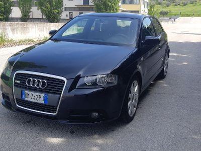 usata Audi A3 2.0tdi s-line
