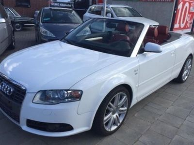 usata Audi S4 Cabriolet 4.2 V8 Quattro Usato