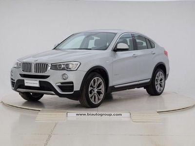 begagnad BMW X4 (F26) xDrive20d xLine
