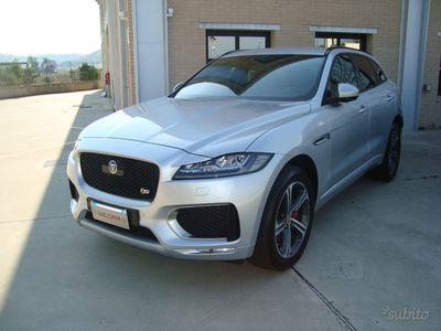 usata Jaguar F-Pace 3.0d S 300cv