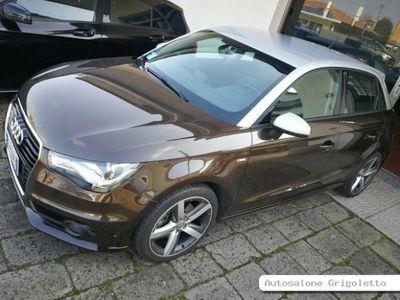 usata Audi A1 S-line S-tronic 1.4tfsi 125cv - 2013