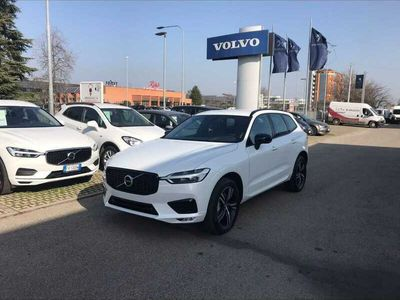 usata Volvo XC60 II B4 AWD mild hybrid (Diesel) Automatico R-Design