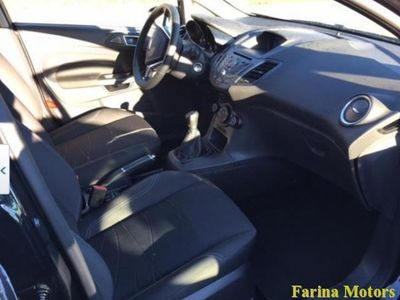 usata Ford Fiesta Plus 1.2 60CV 5 porte Euro 6