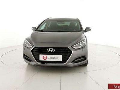 usata Hyundai i40 Wagon 1.7 CRDi 141 CV 7DCT Style