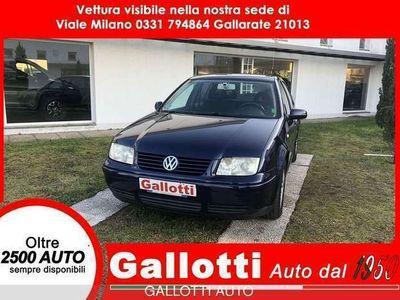 usata VW Bora TDI/115 CV cat Trendline usato