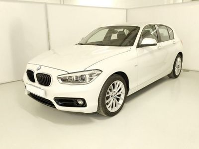 used BMW 118 Serie 1 d 5p.