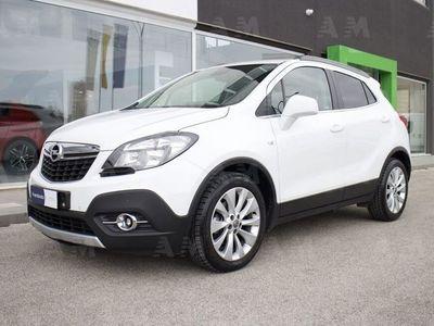 usata Opel Mokka 1.6 CDTI Ecotec 136CV 4x2 aut. Ego