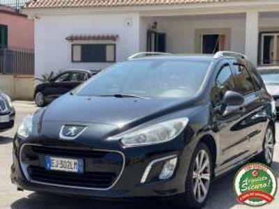usata Peugeot 308 1.6 8V e-HDi 112CV Stop&Start robotiz. SW Allure