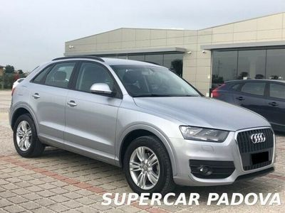 usata Audi Q3 2.0 TDI Advanced
