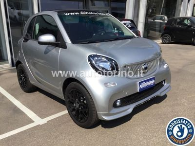 second-hand Smart ForTwo Coupé FORTWO 70 twinamic