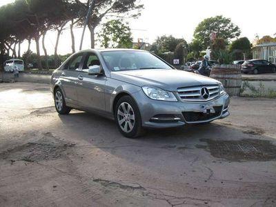 usata Mercedes C180 CDI BlueEFFICIENCY Trend