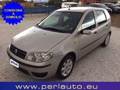 usata Fiat Punto 1.2i cat 5 porte ELX GPL