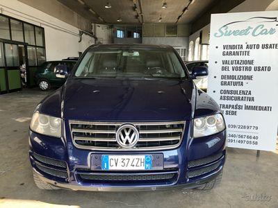 brugt VW Touareg 2.5 R5 AUTOMATICA