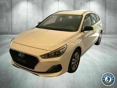 usata Hyundai i30 Wag 1.6 CRDi 115cv Dsl Business 6.2 MY20