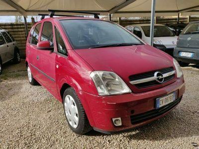 usata Opel Meriva 1.6 GPL 16V Enjoy