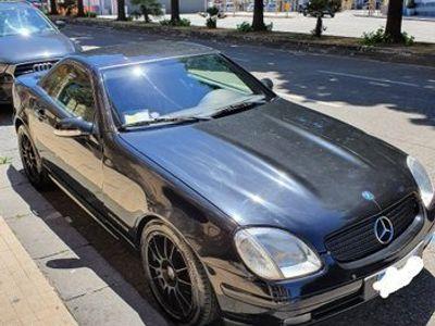 usata Mercedes 230 Classe SLK (R170)K EVO - 2000